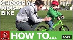 How To Choose The Right Kids Bike Sizes
